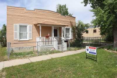 Casper Single Family Home For Sale: 618/616 W 9th