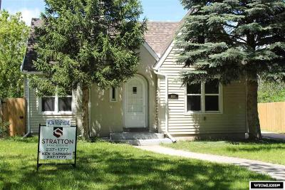 Single Family Home For Sale: 608 S 5th
