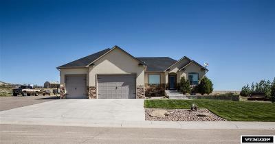 Rock Springs Single Family Home For Sale: 14 Moses