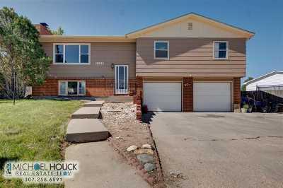 Casper Single Family Home For Sale: 3831 Swanton