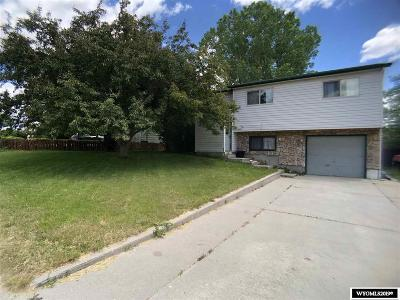 Douglas Single Family Home For Sale: 601 Big Horn