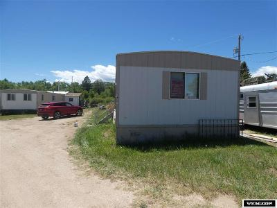 Single Family Home For Sale: 8935 W Us Hwy 16
