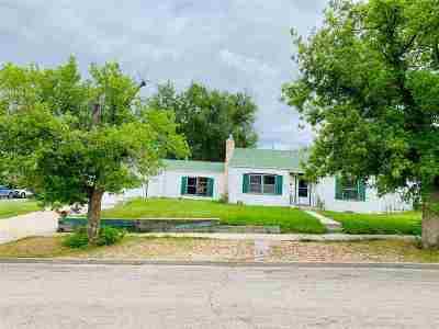 Casper Single Family Home For Sale: 311 S Kenwood