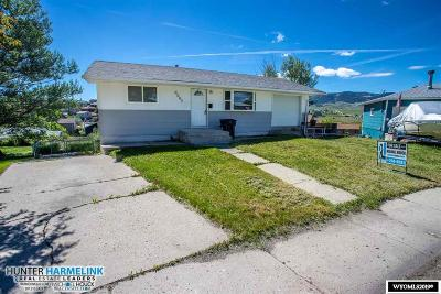 Casper Single Family Home For Sale: 2261 S Washington