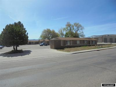 Green River Multi Family Home For Sale: 420 Wilkes