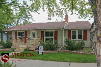 Single Family Home For Sale: 1331 S Durbin