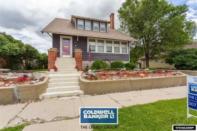 Casper Single Family Home For Sale: 333 S Grant