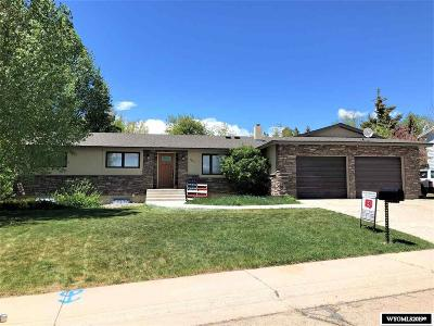 Kemmerer Single Family Home For Sale: 1335 7th West