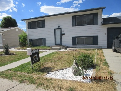 Casper Single Family Home For Sale: 30 Poppy