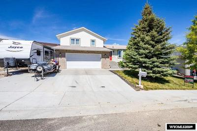 Green River Single Family Home Pending-Continue To Show: 2045 W Teton