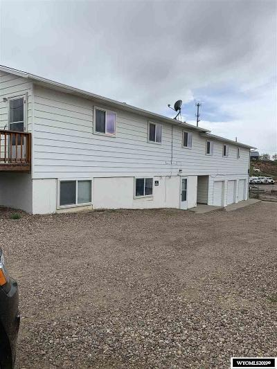 Rock Springs Multi Family Home For Sale: 524 I