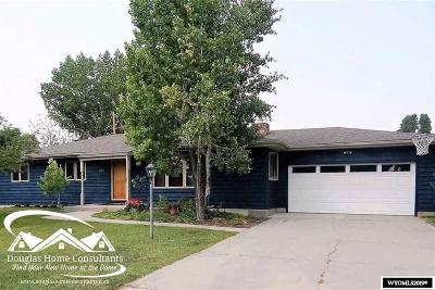 Douglas Single Family Home For Sale: 1254 Birch