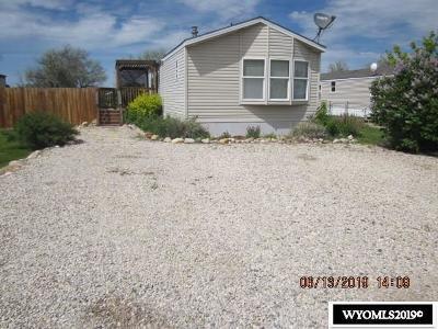 Buffalo Single Family Home For Sale: 138 Flagstaff Way