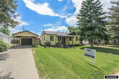 Casper Single Family Home For Sale: 1804 Westridge