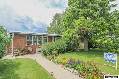 Casper Single Family Home For Sale: 434 S Pennsylvania
