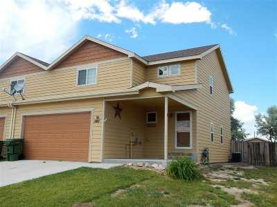 Douglas Single Family Home New: 1410 Meadow