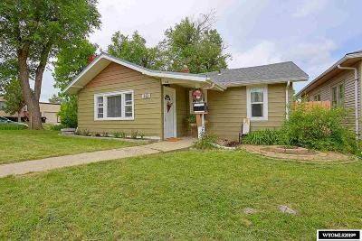 Casper Single Family Home New: 542 S Jackson