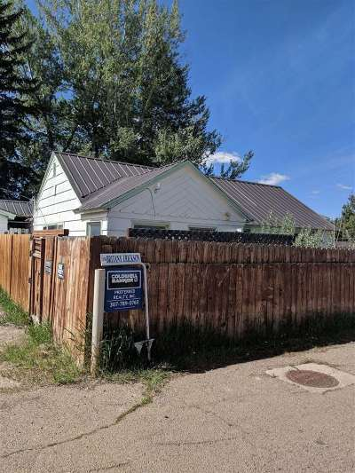 Evanston WY Single Family Home For Sale: $51,000