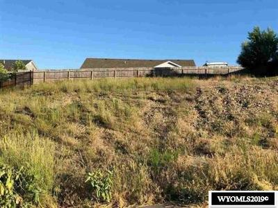 Glenrock Residential Lots & Land For Sale: 409 Claim Draw