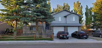 Green River Single Family Home For Sale: 1645 E Teton Blvd