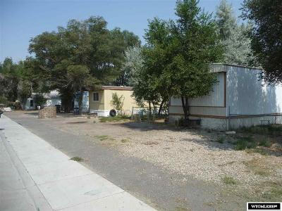 Green River Commercial For Sale: 115 E 3rd South