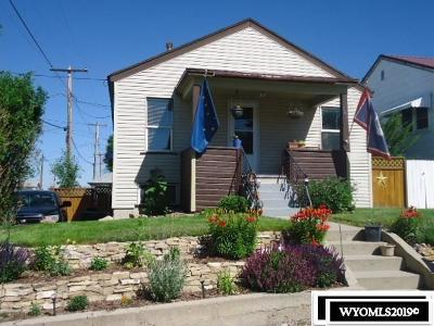 Green River Single Family Home For Sale: 161 N 6th W