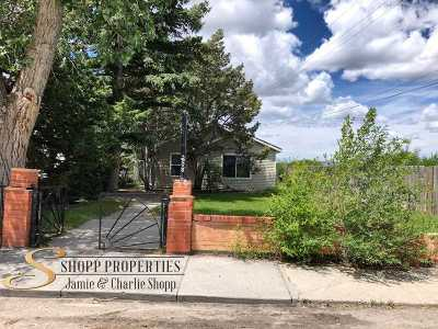 Casper Single Family Home For Sale: 258 N Lennox