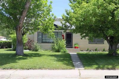 Casper Single Family Home New: 1605 Jim Bridger