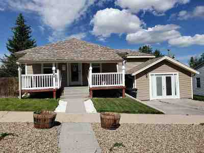 Casper Single Family Home New: 348 S Jefferson