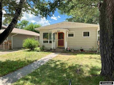 Douglas Single Family Home For Sale: 604 S 11th