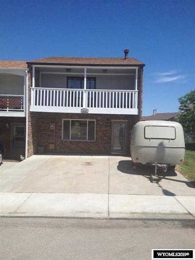 Casper Single Family Home For Sale: 1830 E 21st