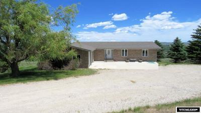 Lander Single Family Home For Sale: 170 Hillside