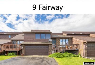 Douglas Single Family Home For Sale: 9 Fairway