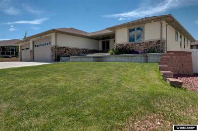 Casper Single Family Home For Sale: 2828 Nicklaus