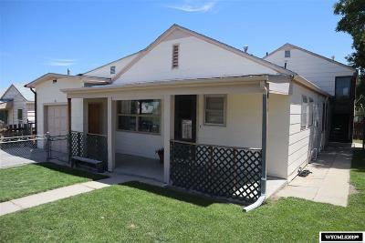 Casper Single Family Home For Sale: 1137 Willow