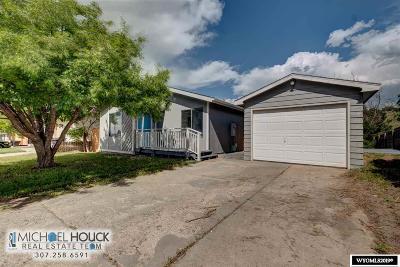 Casper Single Family Home For Sale: 2951 Pheasant