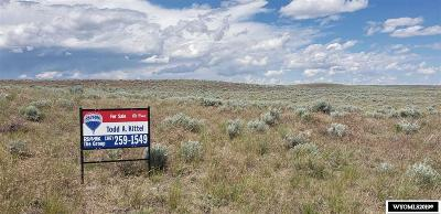 Casper Residential Lots & Land For Sale: Lot 170 Bb Brooks