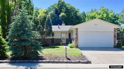 Glenrock Single Family Home For Sale: 205 Bozeman
