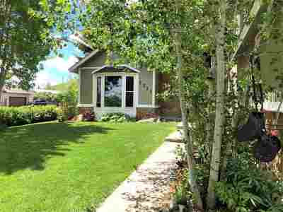 Kemmerer Single Family Home For Sale: 1321 7th West