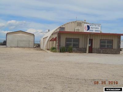 Casper Commercial For Sale: 6820 W Yellowstone