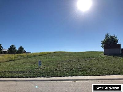 Glenrock Residential Lots & Land For Sale: 213 Claim Draw