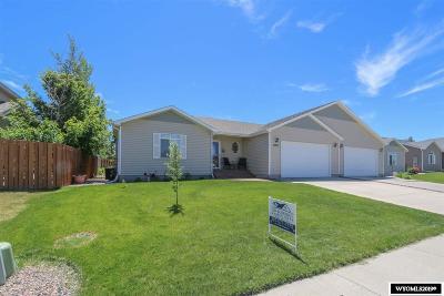Casper Single Family Home For Sale: 1731 E 27th