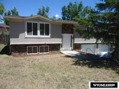 Green River Single Family Home For Sale: 1525 California