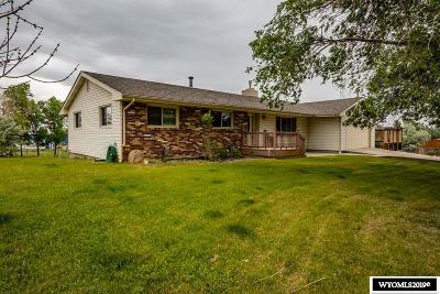 Rock Springs Single Family Home Pending-Continue To Show: 440 Mesa Dr.