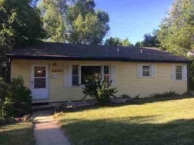 Casper Single Family Home For Sale: 2440 E 7th