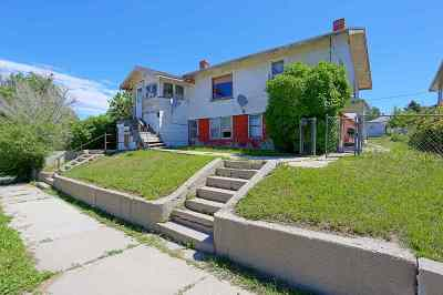 Casper Multi Family Home For Sale: 1023 S Chestnut