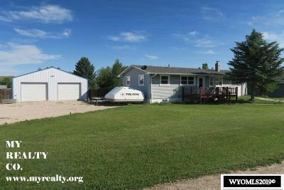 Douglas Single Family Home For Sale: 9 Ridgewater