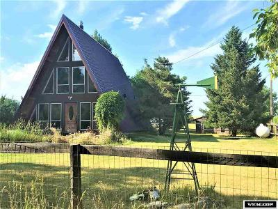 Buffalo Single Family Home Pending-Continue To Show: 8931 Us Highway 16 West