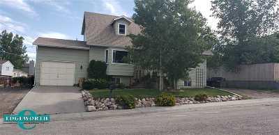 Casper Single Family Home For Sale: 1516 Alta Vista
