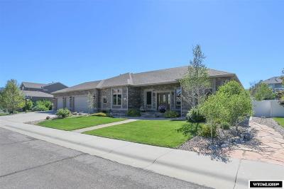 Casper Single Family Home For Sale: 1600 Elkhorn Valley